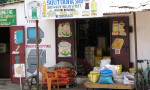 vegetable shop in Banjul