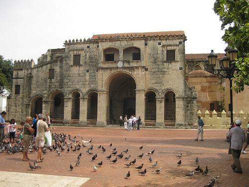 Alcazar de Colon, Santo Domingo