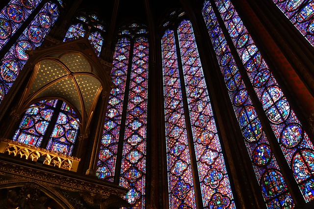 Sainte-Chapelle, Pariisi